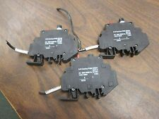 Allen-Bradley Circuit Breaker 1492-GH070 7A 250V *Lot of 3* Used