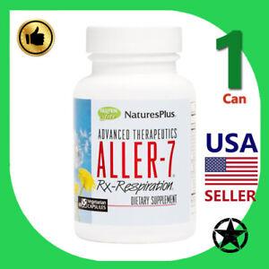 1 Can Natures Plus Advanced Therapeutics Aller-7 60 capsules