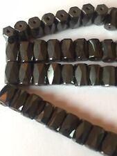 Pcs Gemstones Jewellery Non Magnetic Plain Tube Beads 4x6mm Gold 65 Hematite