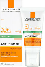 La Roche-Posay Anthelios XL Anti-Shine Tinted Dry Touch Gel-Cream SPF50 50ml NEW