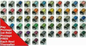 Brother Machine Embroidery Thread Polyester 300m Choice Colours A817