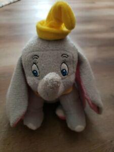 "Disney Dumbo Plush 8"" Disney Store"