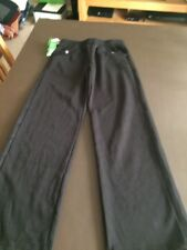 Ladiies Black Lonsdale Jog Gym Bottom / Pants  Size 10 New With Tags