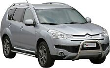 PARE BUFFLE HOMOLOGUE INOX CITROEN C CROSSER
