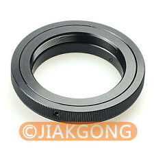 T2 T mount Lens to NIKON mount adapter D7000 D3200 D3100 D3000