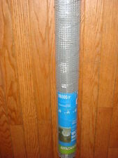 Blue Hawk 24-in x 10-ft Silver Steel Hardware Cloth