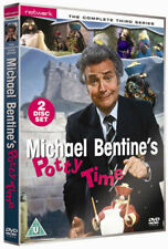 MICHAEL BENTINE'S POTTY TIME the complete third series 3. 2 discs. New DVD