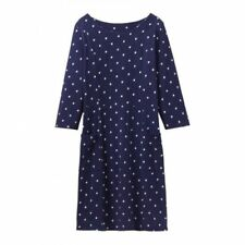 Joules Women's Round Neck Spotted Dresses