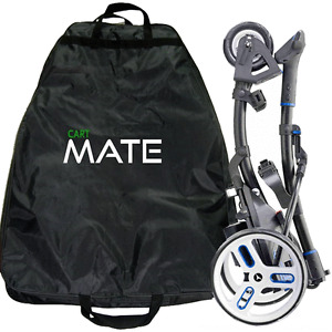 CARTMATE ELECTRIC GOLF TROLLEY TRAVEL COVER / BOOT BAG - FITS MOTOCADDY TROLLEYS