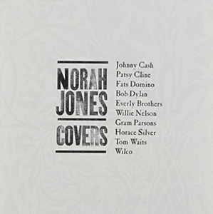 JONES, NORAH-COVERS CD NEW