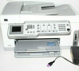 HP Photosmart C7250 All-in-one Color Inkjet Printer  Bluetooth - Used