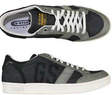 Men's G-Star Raw Rogue Impasse Denim Summer Casual Shoes Trainers UK Size 11