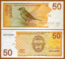 Netherlands Antilles 50 Gulden, 1994 Pick 25 (25c), UNC