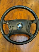 BMW 5 7 Series E38 E39 E53 X5 Steering Wheel AIRBAG Multifunction Stage 2