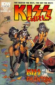 Kiss (3rd Series) #5B VF; IDW | save on shipping - details inside