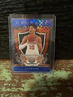 2019-20 Prizm Draft Picks Jaxson Hayes  Crusade Lot RWB /99 Red White Blue