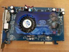 Saphir HD2600 Pro - Ati Radeon - 512MB - DDR2 - DVI - VGA - TV OUT