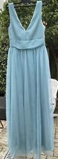 Ever Pretty Teal/Duck Egg Blue/Turquoise Bridesmaid Dress size 12