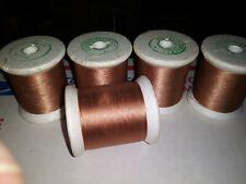 Gudebrod Nylon Rod Winding Fly Thread #A Lt Brown / Bronze Tint?100 Yd lot of 11