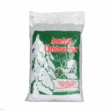 Kristallschnee, American Christmas Snow, Streuschnee, 4 Ltr.(1 Ltr. =1,36)