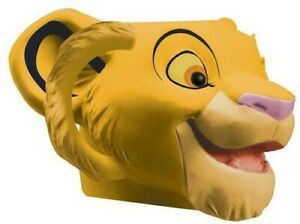 Disney The Lion King Simba Sculpted Ceramic Mug [New ] Ceramic Mug