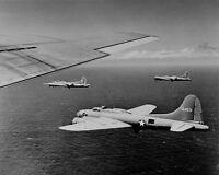 "USAAF Boeing B-17F Flying Fortress Bombers 8""x 10"" World War II Photo WW 2 789"