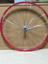700C FRONT RED BICYCLE ALUMINUM RIM BIKE PARTS RMRT603