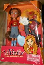 Lil Bratz Talia New  2004  Clothes plus shoes NIP