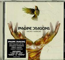 Imagine Dragons - Smoke+Mirrors CD Deluxe +5 bonus tracks (new album/sealed)