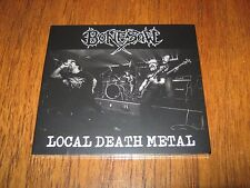 "BONESAW ""Local Death Metal"" CD  repuked autopsy korpse"