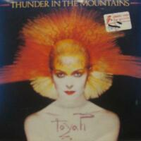 "Toyah(7"" Vinyl P/S)Thunder In The Mountains-Safari-SAFE 38-UK-VG+/VG+"