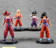 dragon ball Z set of 4pcs PVC figure collection toys new first