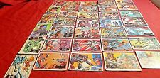Old BATMAN Robin Trading Original Black Cards1966 Topps Catwoman Joker Penguin