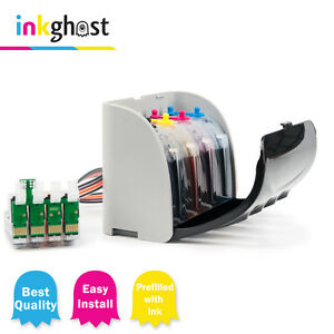 CISS Ink System compatible with Epson XP100 XP200 XP300 XP310 XP314 200xl Ink