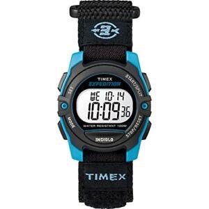 Timex TW4B12900, Expedition Watch, Alarm, Chronograph, Black Wrapstrap, Indiglo