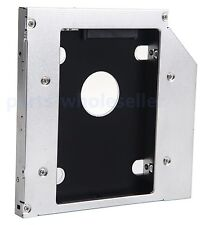 2nd HDD SSD Hard Drive Caddy Adapter for Asus K53S K53SV R501V Optical Drive Bay
