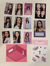IZ*ONE IZONE Wonyoung Oneiric Diary Cards & Stickers