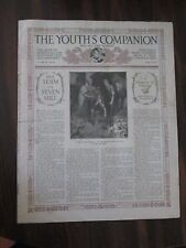 The Youth's Companion  July 20, 1922