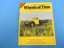 Wheels of Time Magazine March/April 2000 Mack Semi Trailers Smiths Truck M4065
