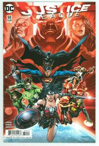 Justice League #50 2nd Print 1st App Jessica Cruz Green Lantern 3 Jokers DC2016