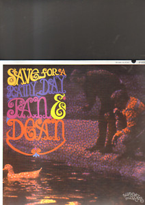 JAN & DEAN - save for a rainy day LP
