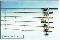 NEW DU BRO Fishing Trac A Rod Storage System 2 Feet Silver White FREE SHIPPING
