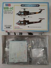2012 Hobby Boss #85803 Uh-1C Huey Helicopter, U.S Marines - 1/48 Scale Model Kit