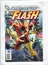 THE FLASH #1 - BRIGHTEST DAY! - (9.2) 2010
