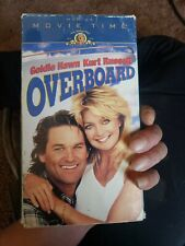 Overboard (VHS, 1996, Movie Time)