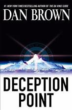 Deception Point by Dan Brown (Hardcover)