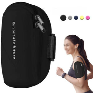 Sport Armband Running Jogging Gym Arm Band Pouch Holder Bag Cell Phone Exercise
