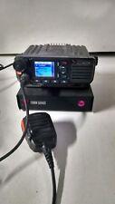 Hytera Md782 U Uhf 450-520 Mhz Digital Mobile Radio With Power Supply Used
