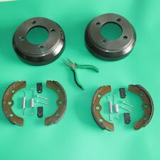 CLUB CAR GOLF CART BRAKE SHOES,SPRING KITS,DRUMS 1981-1994 DS,GAS & ELEC,W/PLIER