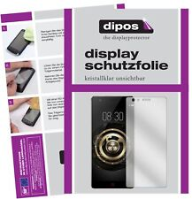 2x ZTE Nubia Z17 Lite Film de protection d'écran protecteur clair dipos
